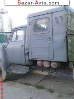 автобазар украины - Продажа 1990 г.в.  Газ 52 будка борт