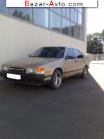 1988 SAAB 9000 cs