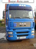 2002 MAN TGA 460