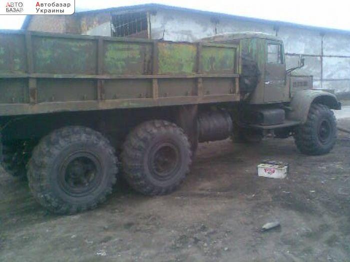 автобазар украины - Продажа 1990 г.в.  КРАЗ 255