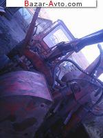 Трактор Т-16 грейфер