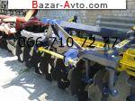 Трактор ЮМЗ Навесная тракторная дисковая борона АГД-2.5