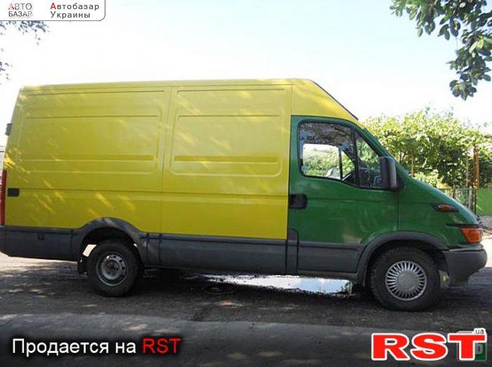 автобазар украины - Продажа 2000 г.в.  Iveco Daily