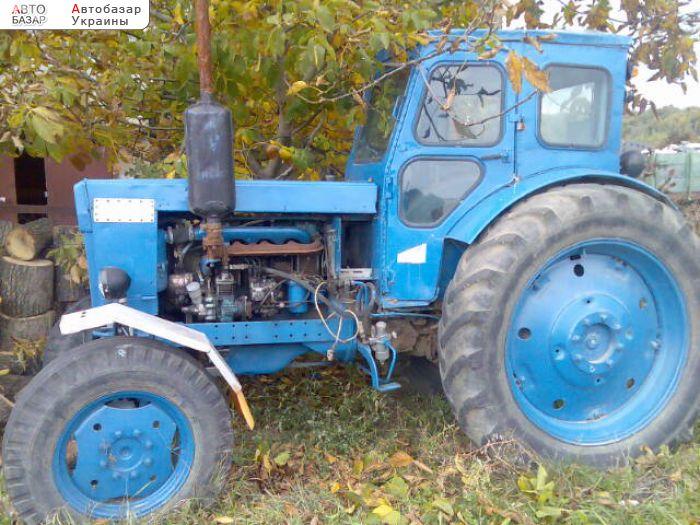 Продам трактор Т-40 1988 р.в., передній ведучий міст, прицеп 4-х осний