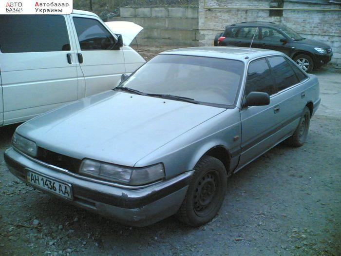 автобазар украины - Продажа 1989 г.в.  Mazda 626