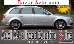 2008 Audi A4 Allroad Quattro 3 TDI S-line