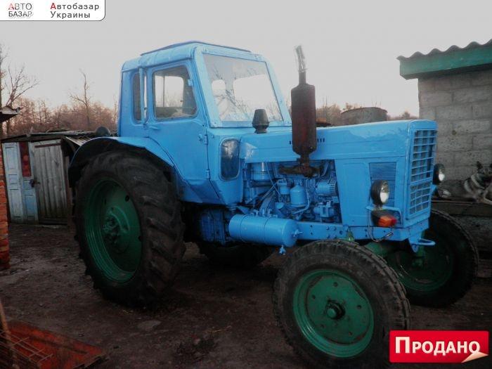 купит старый трактор мтз 80 цены на частных материал