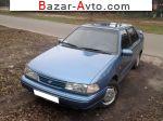 1993 Hyundai Pony X2
