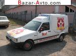 1996 Fiat Fiorino пикап