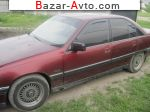 1992 Opel Omega A