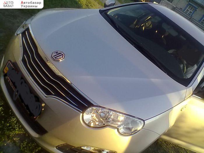 автобазар украины - Продажа 2012 г.в.  MG  MG 550