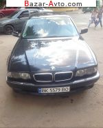 2001 BMW 7 Series   автобазар