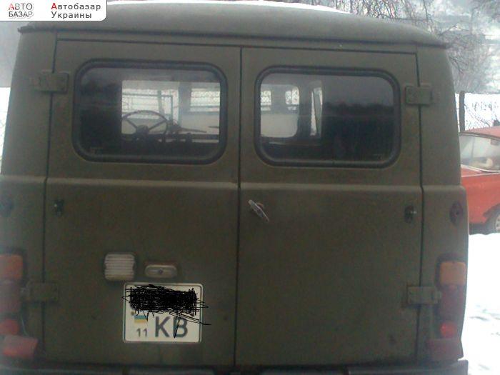 автобазар украины - Продажа 2001 г.в.  УАЗ 452