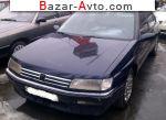 1990 Peugeot 605