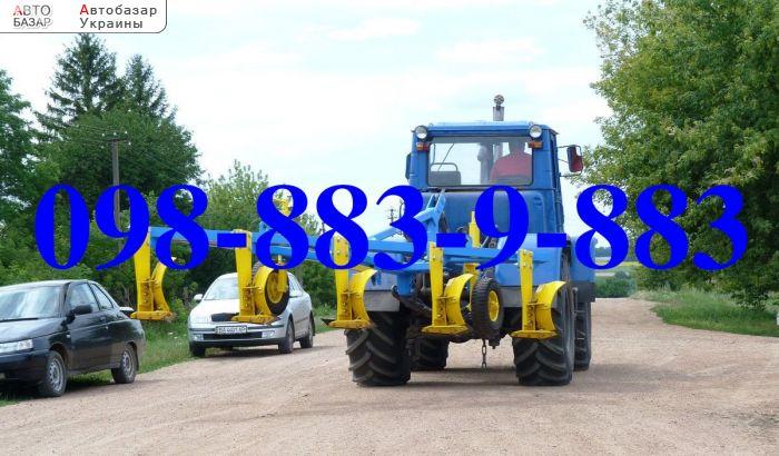 автобазар украины - Продажа 2016 г.в.  Трактор МТЗ Плуг ПСК-5 Гетьман-5
