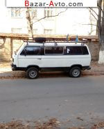 1987 Volkswagen Caravelle Syncro  автобазар