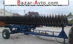 2016 Трактор МТЗ-82 Борона-Мотыга Ротационная