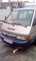 1993 Nissan Vanette   автобазар
