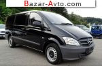 2014 Mercedes Vito 113 LONG BlueEFFICIENCY  автобазар