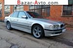 2001 BMW 7 Series 740d individual  автобазар