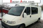 2000 Peugeot Boxer   автобазар