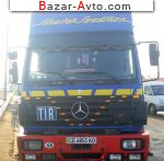 1997 Mercedes Actros 2538  автобазар
