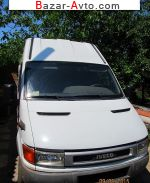 2000 Iveco Daily   автобазар