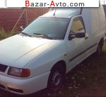 2002 Volkswagen Caddy   автобазар