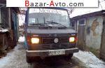 автобазар украины - Продажа 1987 г.в.  Mercedes T1 207D