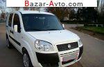 автобазар украины - Продажа 2008 г.в.  Fiat Doblo пассажир