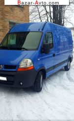 2004 Renault Master L2H2  автобазар
