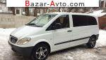 автобазар украины - Продажа 2004 г.в.  Mercedes Vito пассажир 7+1