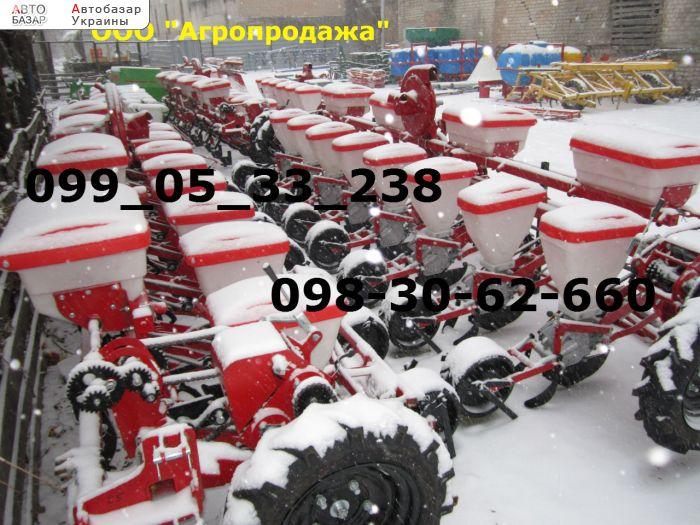 автобазар украины - Продажа 2017 г.в.  Трактор МТЗ Сеялка точного высева УПС-8 нового образца, с двух