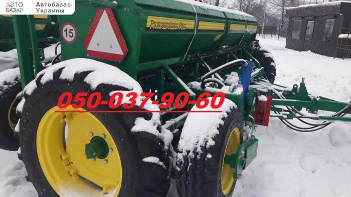 автобазар украины - Продажа    Зернова механічна сівалка Harvest 420 (зустрічайте