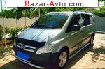 автобазар украины - Продажа 2011 г.в.  Mercedes Vito 116 автомат