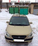 автобазар украины - Продажа 2008 г.в.  Hyundai Getz