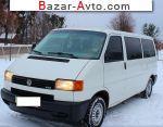 автобазар украины - Продажа 2003 г.в.  Volkswagen Transporter лонг