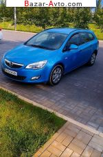 2012 Opel Astra   автобазар