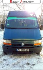 1999 Renault Master   автобазар