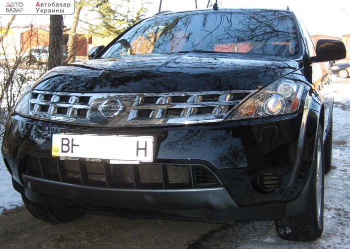 автобазар украины - Продажа 2008 г.в.  Nissan Murano европа 3.5