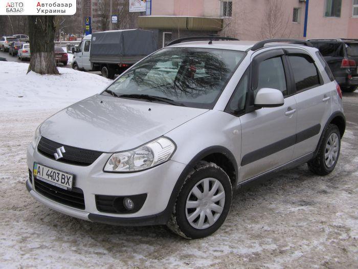 автобазар украины - Продажа 2008 г.в.  Suzuki SX-4
