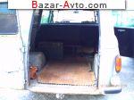 1972 Barkas B1000 микроавтобус грузопассажирский