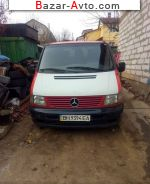 2000 Mercedes Vito   автобазар