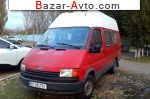 1991 Ford Transit пассажир 14 мест  автобазар