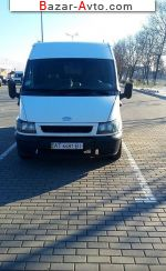 2005 Ford Transit   автобазар