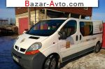 2003 Renault Trafic maxi  автобазар