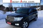 2009 Toyota Land Cruiser 200  автобазар