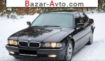 1997 BMW 7 Series   автобазар