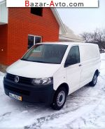 2014 Volkswagen Transporter T5 Clima  автобазар