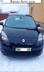 Renault Scenic  2011, 299600 грн.